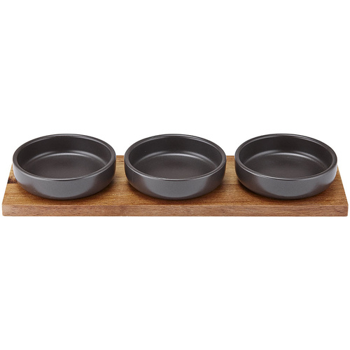 Host Bowl & Tray Set