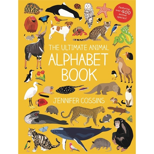 The Ultimate Animal Alphabet Book